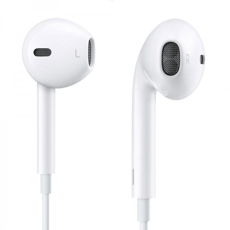 Original Apple MD827 EarPods Headset Headphone remote control blister + mini stylus blue