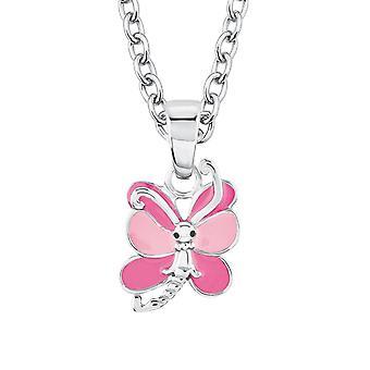 Principessa Lillifee bambino bambini collana argento farfalla 2017956
