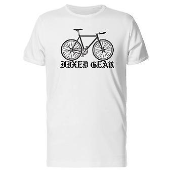 固定ギア ビンテージ自転車 t シャツ メンズ-シャッターによる画像