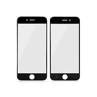 For iPhone 6 - LCD Glass - Black