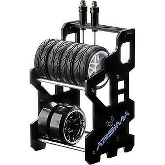 1:10 amortizor de șocuri/rack pentru anvelope Absima