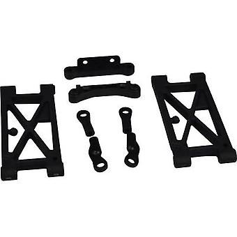 Reely 10458+10463+10434 Spare part Rear wishbone set