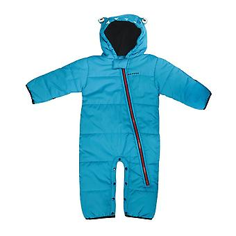 Cesaret 2b Break Ice Baby Snowsuit - Fluro Mavi