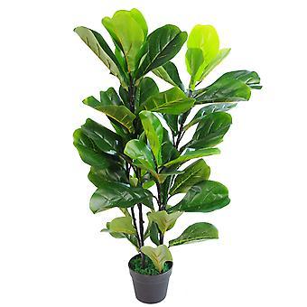 90cm (3ft) große künstliche Geige Feigenbaum Ficus Lyrata Pflanze
