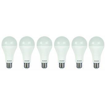 6 x Sylvania ToLEDo A60 E27 V4 6W Daylight LED 500lm [classe énergétique A +]