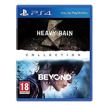 Ploaie grea și dincolo de două suflete Colectia PS4 joc