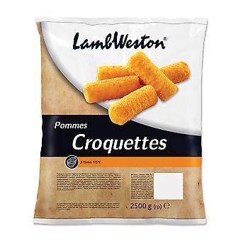 Lamb Weston Frozen Potato Croquettes