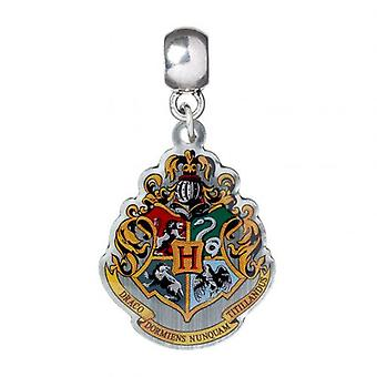 Harry Potter Silver Plated Charm Hogwarts
