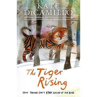 Tiger stiger af Kate DiCamillo - 9781406357639 bog