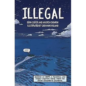 Illegal - A graphic novel telling one boy's epic journey to Europe by