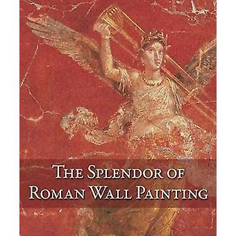 De pracht van Romeinse muurschildering door Umberto Pappalardo - 978089236