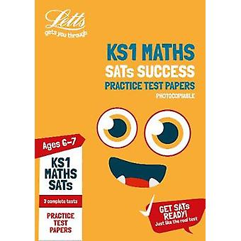 KS1 Maths SATs Practice Test Papers (photocopiable edition) - 2019 tes