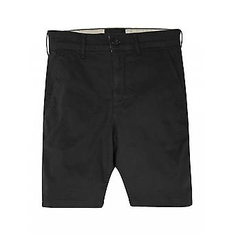 Lyle & Scott  Black Chino Short