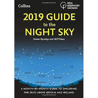 2019 guía del cielo nocturno