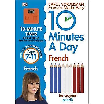 10 minuter en dag fransk