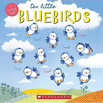 Tien kleine Bluebirds