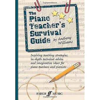 Det Piano Teacher's Survival Guide (Piano/Keyboard) (Paperback)