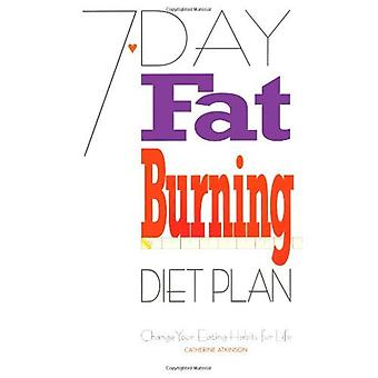 7-Day Fat Burning Diet Plan : Change Your Eating Habits for Life