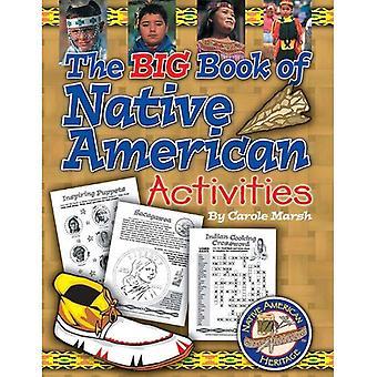 Big Book of Native American Activities (indianische Erbe)