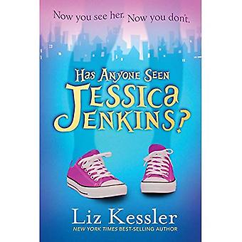 Hat jemand gesehen Jessica Jenkins?