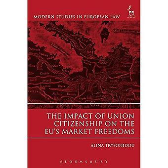 De Impact van het burgerschap van de Unie op de vrijheden van de markt van de EU