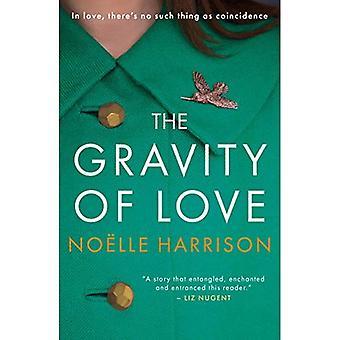 La gravité de l'amour