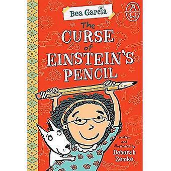Förbannelsen av Einsteins penna (Bea Garcia)