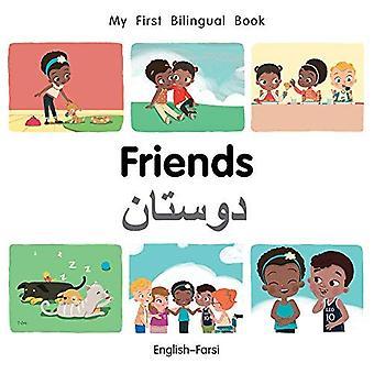 Mijn eerste tweetalige boek-Friends (Engels-Farsi) (mijn eerste tweetalige boek) [Board boek]
