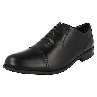 Clarks мужская формальных зашнуровать обувь уносит Cap