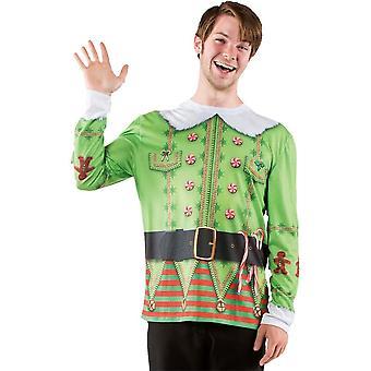 Crăciun elf pulover