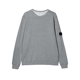 C.P. Company Undersixteen Grey Lens Sweatshirt