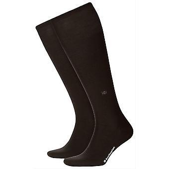 Burlington Leeds Knee High Socks - Royal Blue