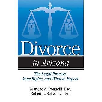 Scheidung in Arizona: das rechtliche Verfahren, Ihre Rechte und was Sie erwartet