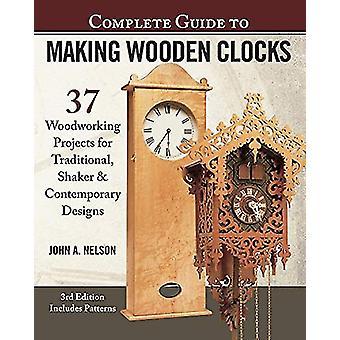 دليل كامل لصنع الساعات الخشبية -- الطبعة 3 -- 37 الخشب العلاقات العامة