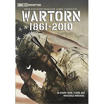Wartorn 1861-2010 [DVD] USA import