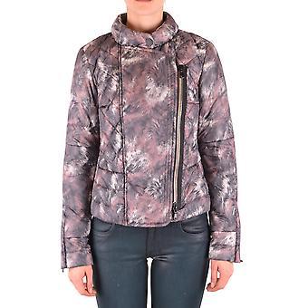 Geospirit Ezbc203043 Women's Multicolor Nylon Outerwear Jacket