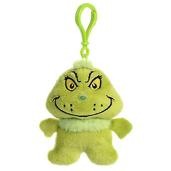 Dr. Seuss The Grinch Plush Bag Clip