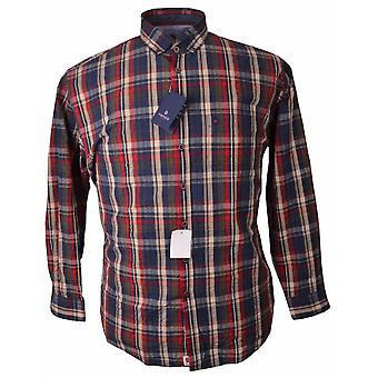 HATICO Hatico Check Casual Button Down Shirt