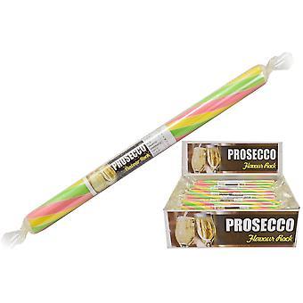 Πακέτο 20 μεσαίου αρωματισμένου ροκ ραβδιού - Prosecco