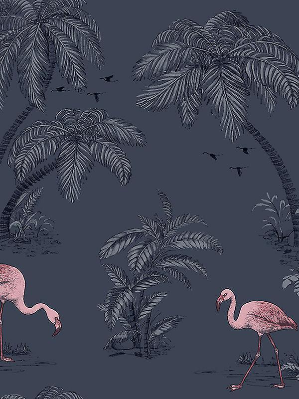 Flamingo Lake Wallpaper Holden