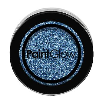 PaintGlow Glitter Shaker Holographic Blue