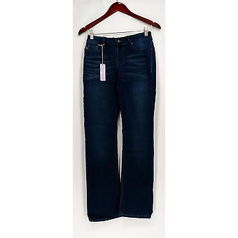 Hot in Hollywood by Laurie Felt Silky Denim Jeans Baby Bell Petite Style A279107