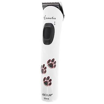 Aesculap Exacta Cordless Dog Trimmer GT416G - Idealny do łap i twarzy - Uk Plug