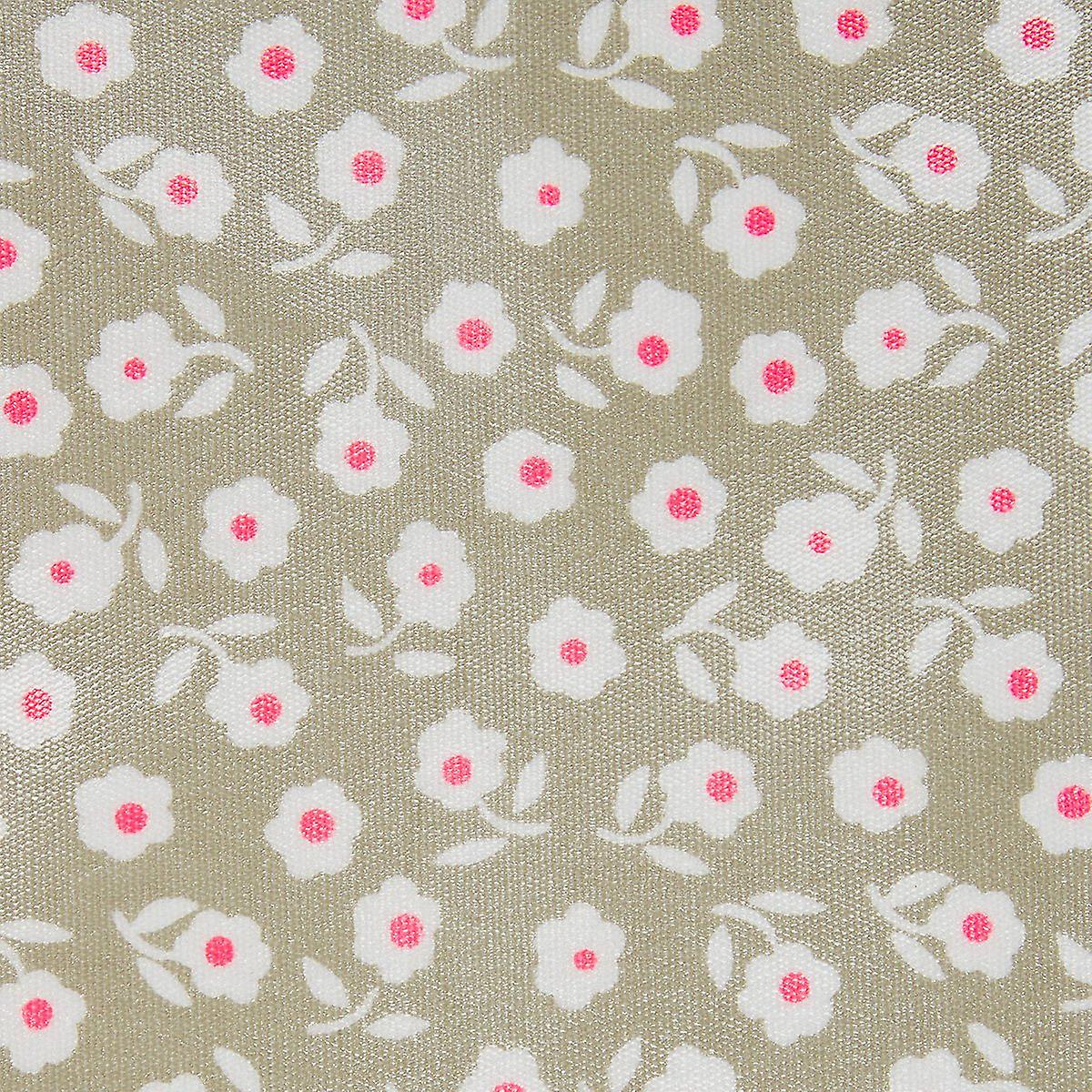 'daisy' cosmetics pouch - sage