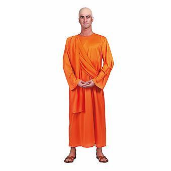 Tibetanischer Mönch Herrenkostüm Hare Krishna Herren Kostüm