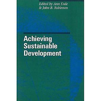 Duurzame ontwikkeling realiseren (duurzaamheid en de milieu-serie)