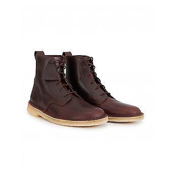 Clarks Originals Desert Mali Leather Boots
