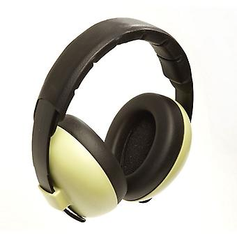 Banz Bubzee Earmuffs - Leaf Green 0-2 Years
