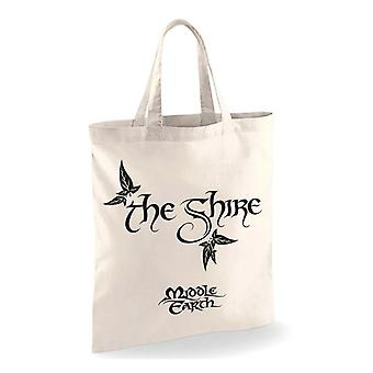 Lord Of The Rings-The Shire Shopping Bag
