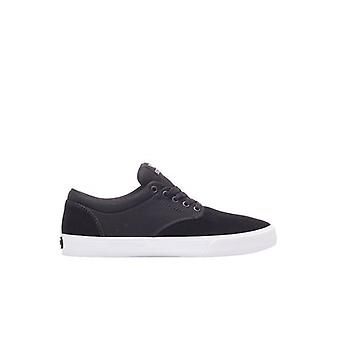 Supra Men's Chino Shoes,8,Black/White